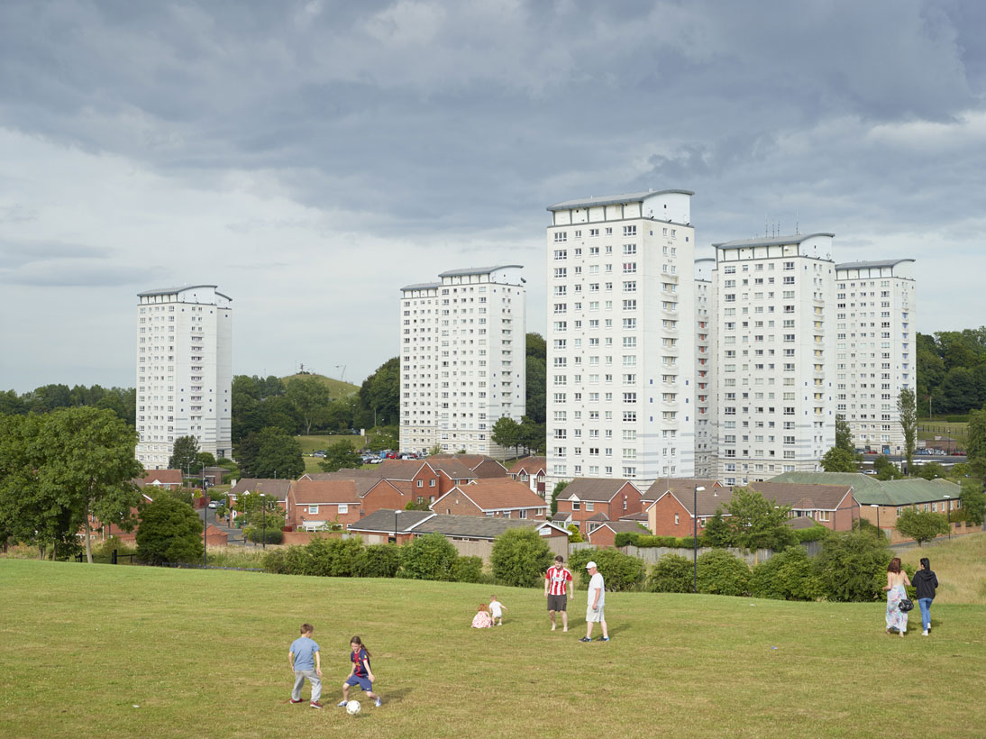 LAKESIDE VILLAGE TOWERS, SUNDERLAND