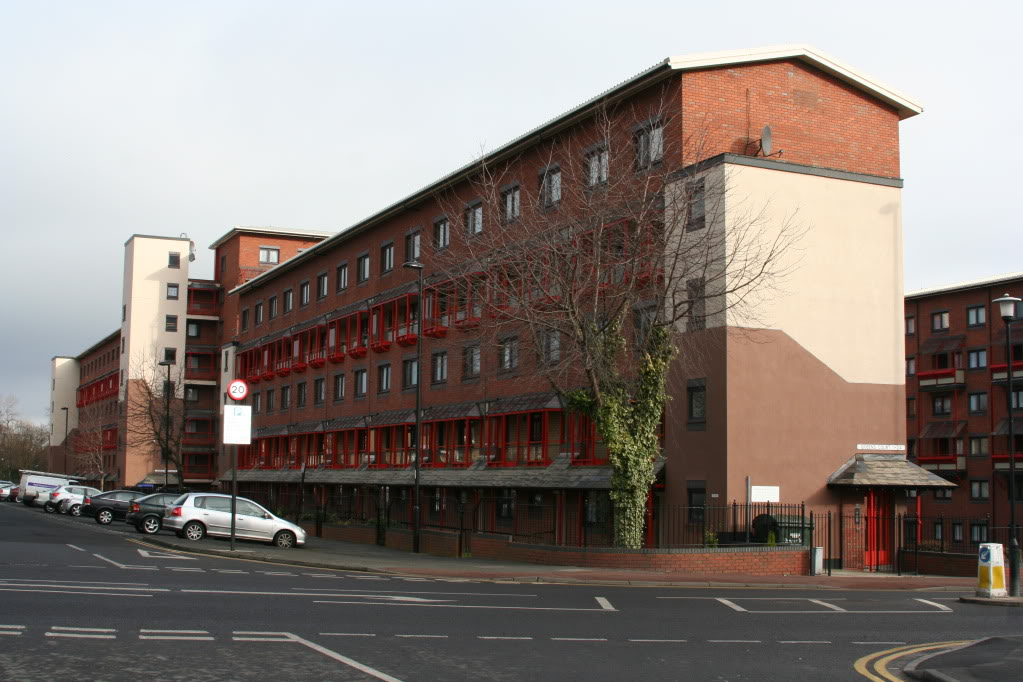 QUEENS COURT, NEWCASTLE