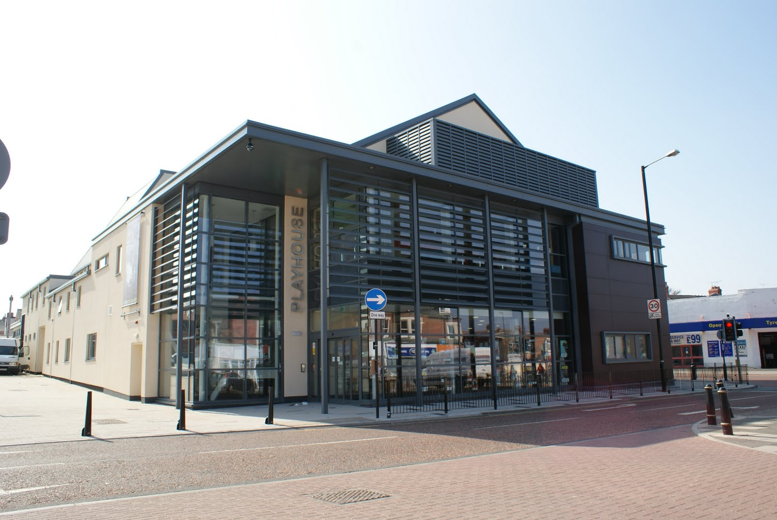 WHITLEY BAY PLAYHOUSE